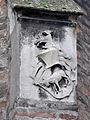 Ulm Valentinskapelle Nordostecke Wappenrelief.jpg