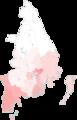 Umeå Kommunfullmäktigeval 2014 De Rödgröna mot Alliansen.png