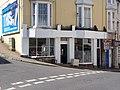 Un-named second hand shop, No.8, Portland Street, Ilfracombe. - geograph.org.uk - 1275975.jpg