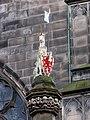 Unicorn a symbol of Scotland. Единорог - щитодержатель. - panoramio.jpg