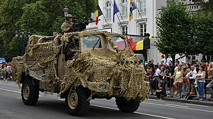 Special Forces Group (Belgium) - Wikipedia