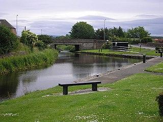 town in West Lothian, Scotland