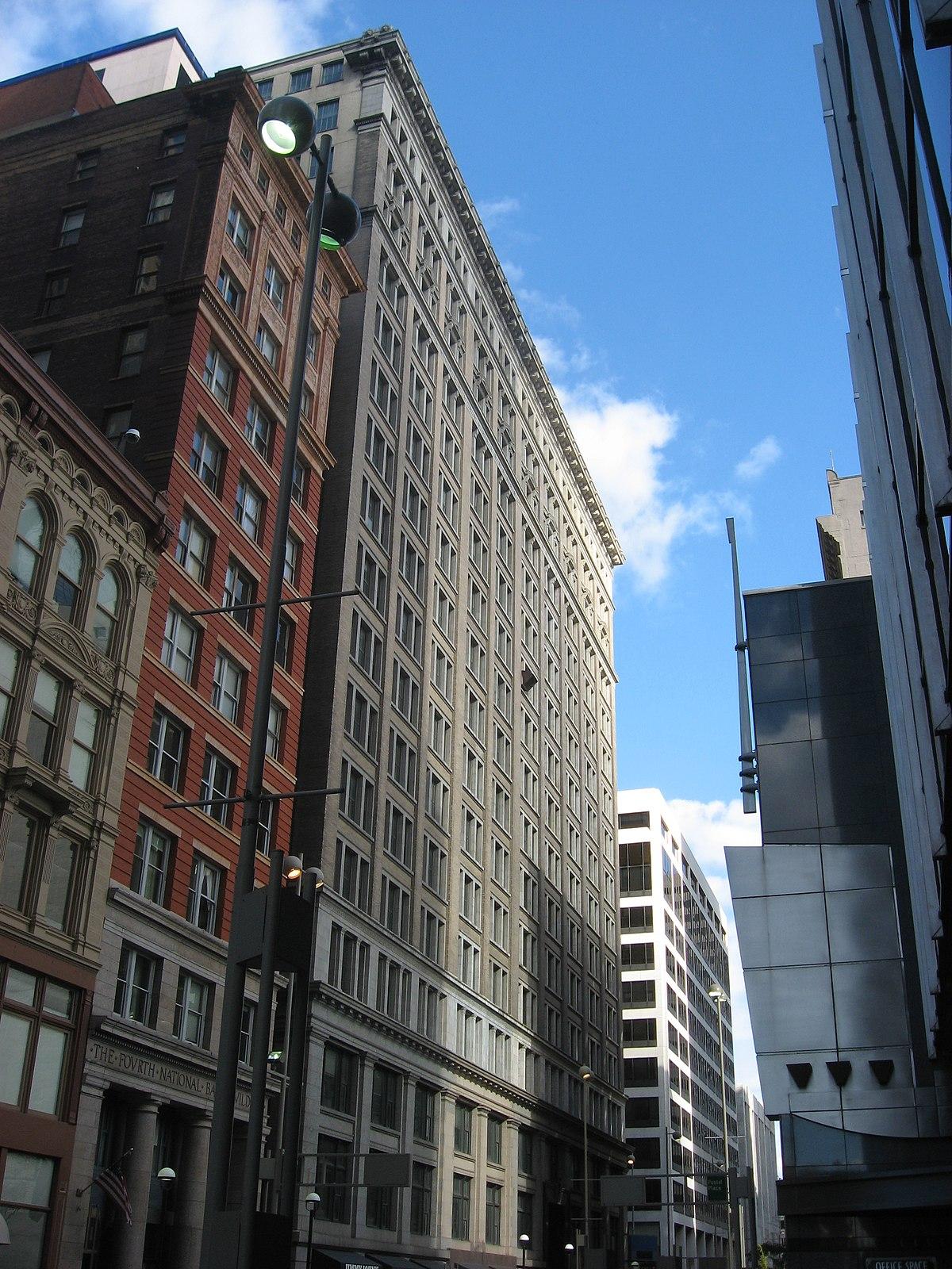 Bartlett Building Cincinnati Wikipedia