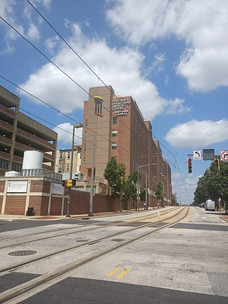 University of Maryland Medical Center Midtown Campus - Image: University of Maryland Medical Center Midtown campus
