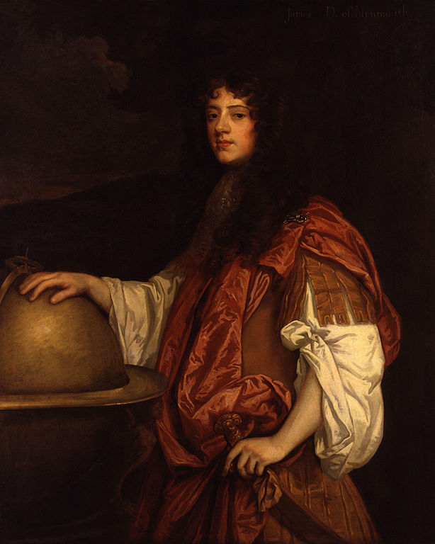 Duke Of London >> File:Unknown man, formerly known as James Scott, Duke of Monmouth and Buccleuch by Sir Peter ...