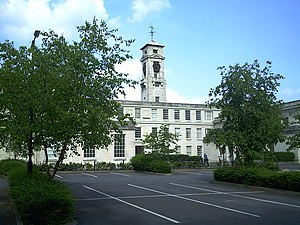 The University of Nottingham's Trent Building