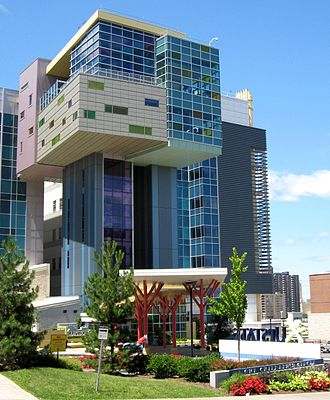 SUNY Upstate Medical University - Upstate Golisano Children's Hospital