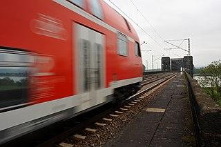 Neuwied–Koblenz railway railway line