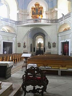 Utery, Kostel svateho Jana Krtitele, varhany (1).jpg