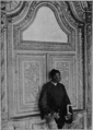 V.M. Doroshevich-East and War-Eunuch near Door of Sultan's Harem.png