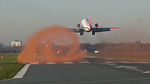 VFW 614 ATTAS Wingtip vortices at start.jpg