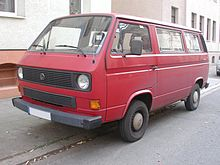 Volkswagen transporter wikipedia for Furgone anni 70 volkswagen