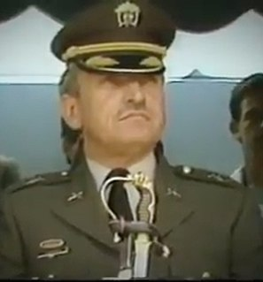 Waldemar Franklin Quintero Colombian police officer