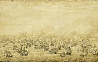 Battle of Schooneveld Two naval battles of the Franco-Dutch War, fought off the Netherlands coast on 7 June and 14 June 1673
