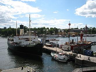 Vasa Museum - Image: Vasa Museum ships 1