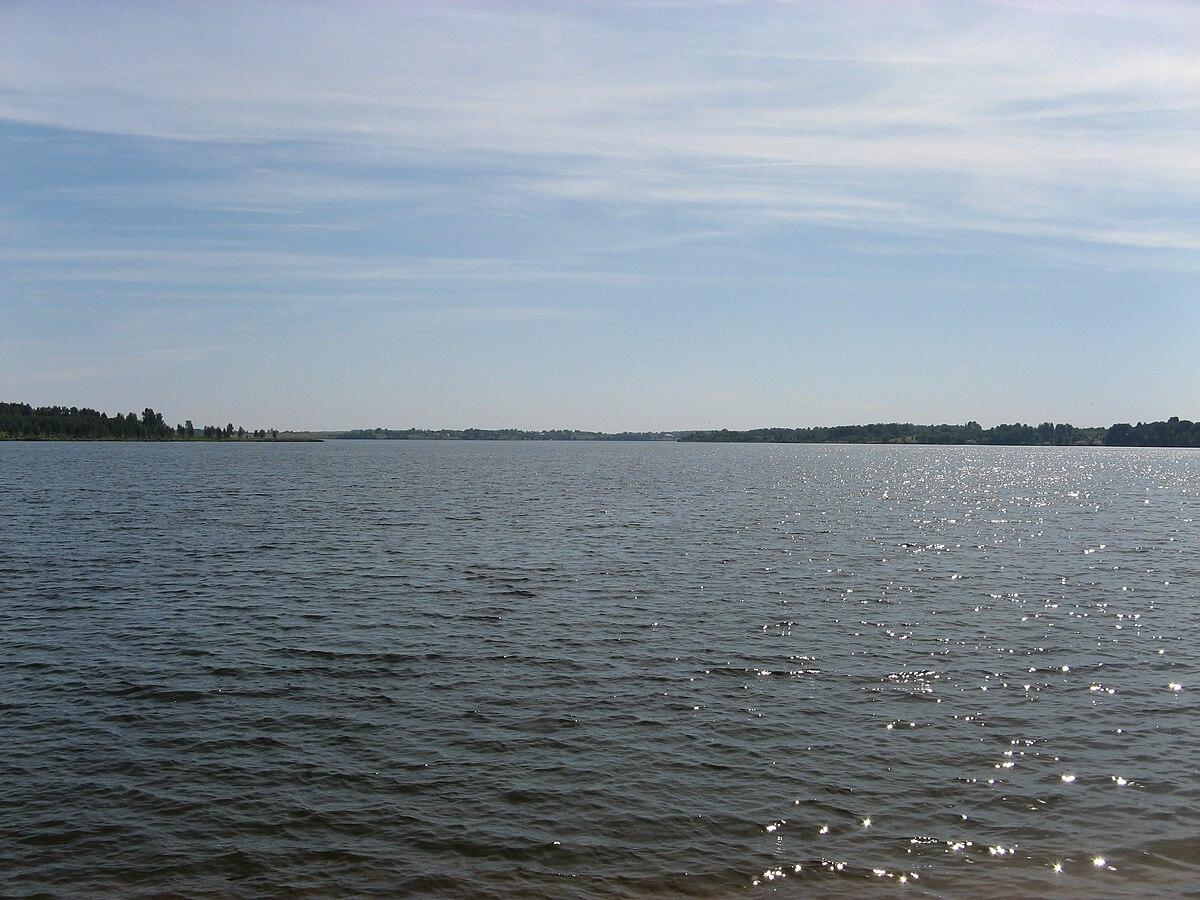 яузское водохранилище фото