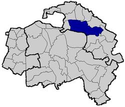 Cantón de Champigny-sur-Marne-Este