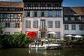 Vedette de surveillance fluviale Gendarmerie nationale Strasbourg juin 2015.jpg