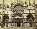 Venice. Entrance to the Church of Saint Mark's (3611143675).jpg