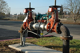 Backflow prevention device - Backflow prevention device