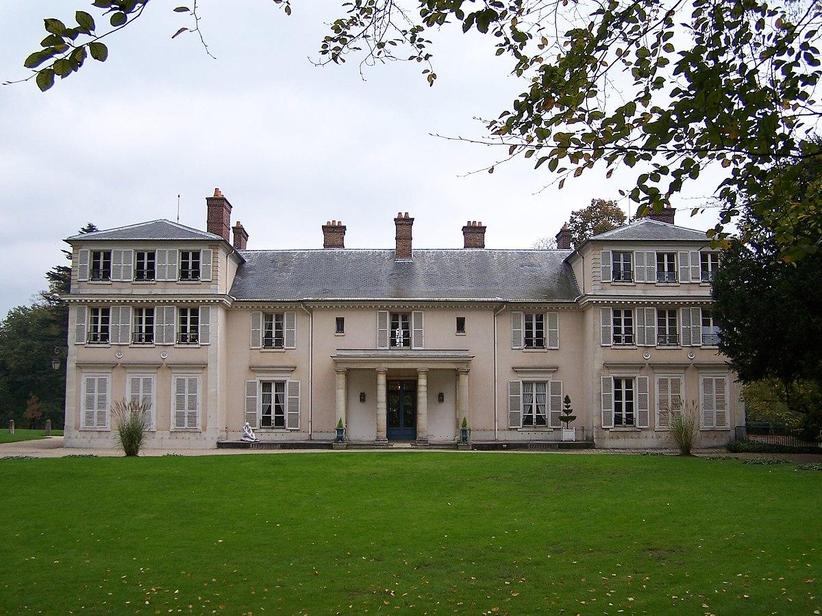 Domaine de montreuil wikip dia for Chambre louis xvi versailles