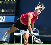 Vesnina 2009 US Open 01.jpg