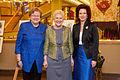 Viļņā tiekas Baltijas valstu parlamentu priekšsēdētājas (8168896707).jpg