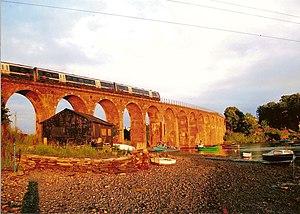 North British, Arbroath and Montrose Railway - Ferryden Viaduct