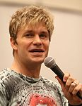 Vic Mignogna at the 2011 Phoenix Comicon