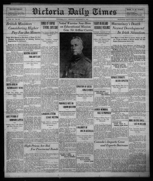 File:Victoria Daily Times (1920-10-25) (IA victoriadailytimes19201025).pdf