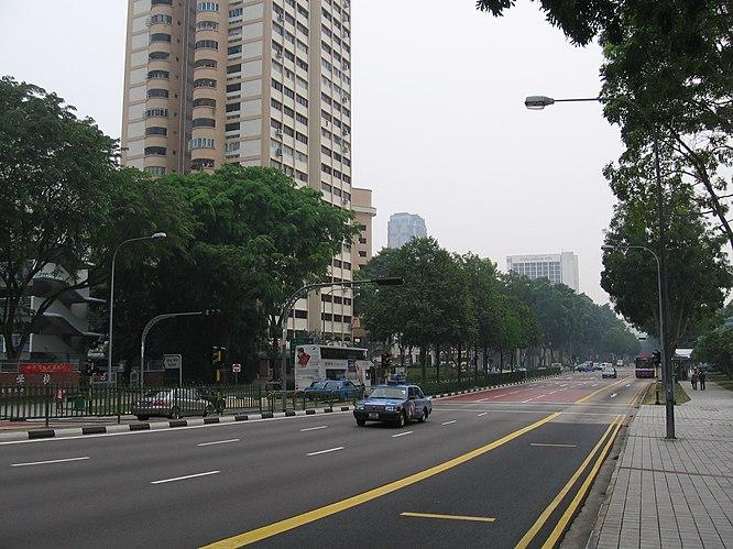 Victoria Street, Singapore