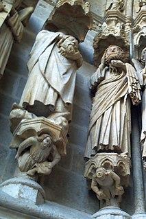 Victoricus, Fuscian, and Gentian Gallo-Roman saints