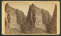 View in Cimarron Canon, near the Black Canon of the Gunnison, Col. D. & R. G. Ry, by Savage, C. R. (Charles Roscoe), 1832-1909 2.png