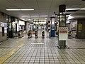 View in Sakaisuji-Hommachi Station.jpg