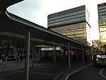 View in front of Hakata Entrance of Hakata Station (JR).JPG