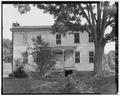 View north, house, south front - George Washington Smith Farm, House, Elk Fork Road, Ripley, Jackson County, WV HABS WVA,18-RIP,1A-1.tif
