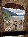 View of Lake Geneva from Chillon Castle.jpg