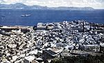 View of Naples with USS FD Roosevelt (CVA-42) 1961.jpg