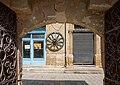 View of Selimiye street from the Selimiye Mosque, North Nicosia, Northern Cyprus (PPL2-Enhanced) julesvernex2.jpg