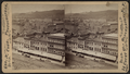 View of city from Court House, by George N. Cobb.png
