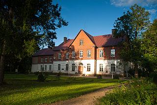 Viitina Place in Võru County, Estonia