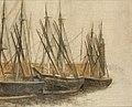 Vilhelm Hammershøi - From Christianshavn's Canal, Copenhagen - KMS8415 - Statens Museum for Kunst.jpg