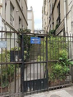 Villa Dancourt - Paris XVIII (FR75) - 2021-08-04 - 1.jpg