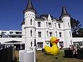 Villa Donat et son canard géant (Pornichet).jpg