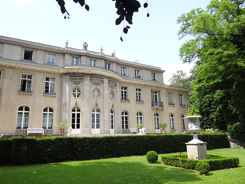 File:Villa Marlier - Where 1942 Wannsee Conference Was Held - Wannsee - Berlin - Germany - 05.jpg