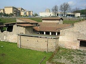 Villa Romana Rinvenuta Via Passalacqua