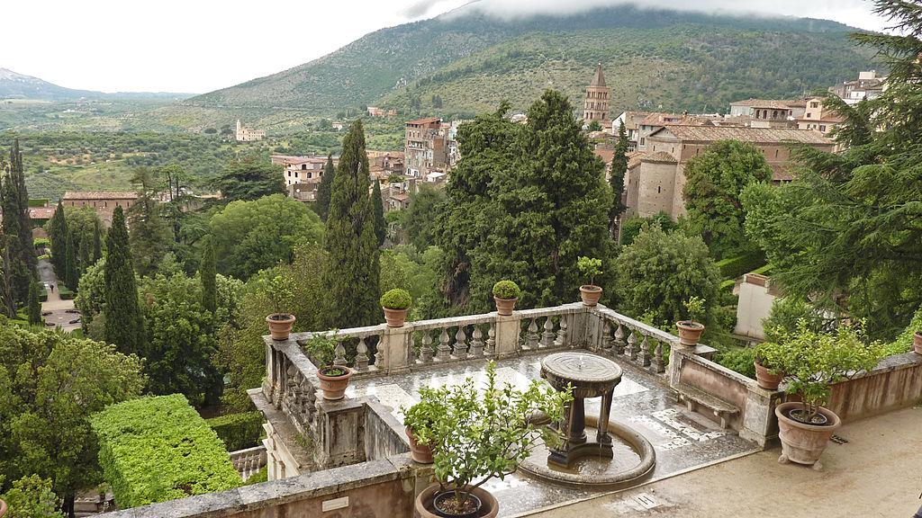 Italian Wedding Villa Alcohol