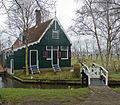 Village House - Zaanse Schans, Holland - panoramio.jpg