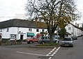 Village centre, Kentisbeare - geograph.org.uk - 1021551.jpg