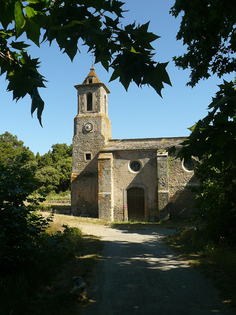 Villarzel-Cabardes, Église Saint-Pierre-es-Liens de Villarlong.jpg